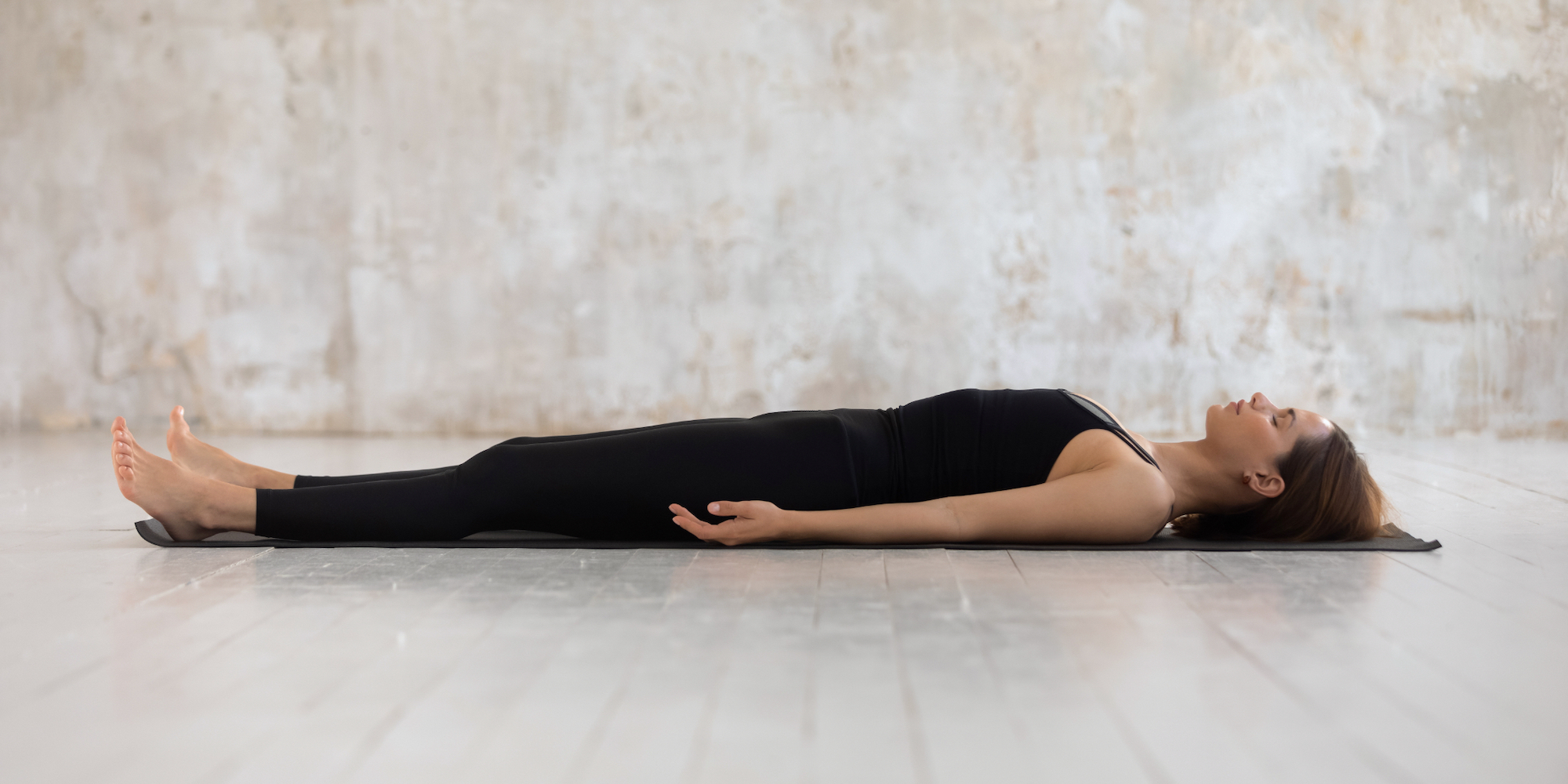 Savasana Is A Pose Meaning